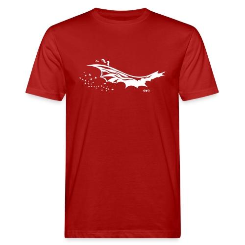 Welle2 T-Shirt - Männer Bio-T-Shirt