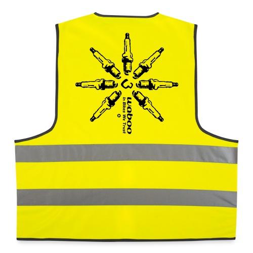 secu_Mecastar - Gilet de sécurité