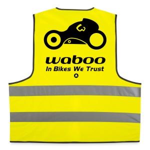 secu_Waboobike - Reflective Vest