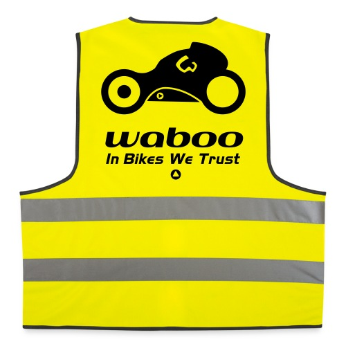 secu_Waboobike - Gilet de sécurité