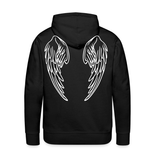 Weedy Doomsday Hoody Wings - Männer Premium Hoodie