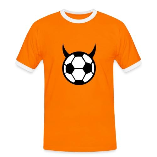 T-SHIRT MAN - Mannen contrastshirt