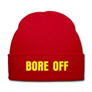 Bore Off hat - Winter Hat