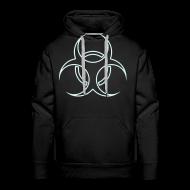 Hoodies & Sweatshirts ~ Men's Premium Hoodie ~ Reflective Hoodie