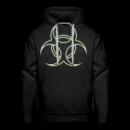Hoodies & Sweatshirts ~ Men's Premium Hoodie ~ Glow In The Dark Hoodie