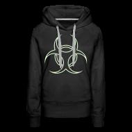 Hoodies & Sweatshirts ~ Women's Premium Hoodie ~ Glow In The Dark Hoodie