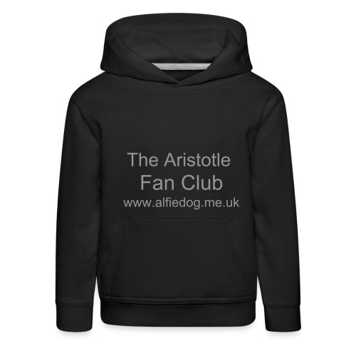 The Aristotle Fan Club - Kids' Premium Hoodie
