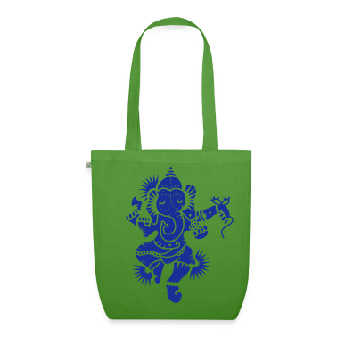 The elephant god Ganesha Bags