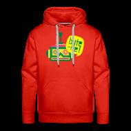 Hoodies & Sweatshirts ~ Men's Premium Hoodie ~ GEEK-BOTS by kidd81.com