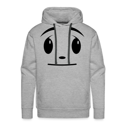 Funky star face!!!!  by kidd81.com  - Men's Premium Hoodie