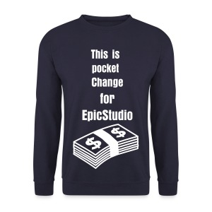 Pocket Change - Men's Sweatshirt