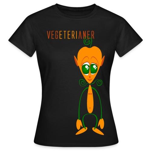 Vegeterianer - Frauen T-Shirt