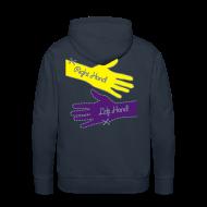 Hoodies & Sweatshirts ~ Men's Premium Hoodie ~ HUG ME.... it's FREE!!! By kidd81.com
