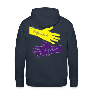 HUG ME.... it's FREE!!! By kidd81.com - Men's Premium Hoodie