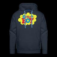 Hoodies & Sweatshirts ~ Men's Premium Hoodie ~ SqeezyBoy  by kidd81.com