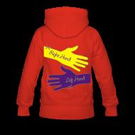 Hoodies & Sweatshirts ~ Women's Premium Hoodie ~ HUG ME.... it's FREE!!! By kidd81.com
