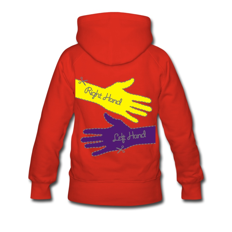 HUG ME.... it's FREE!!! By kidd81.com - Women's Premium Hoodie