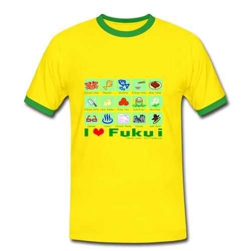 Team Fukui - Men's Ringer Shirt