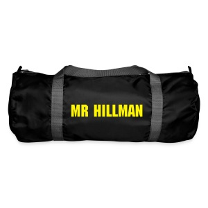 Nak Rop Team Bag, With your name added!! - Duffel Bag
