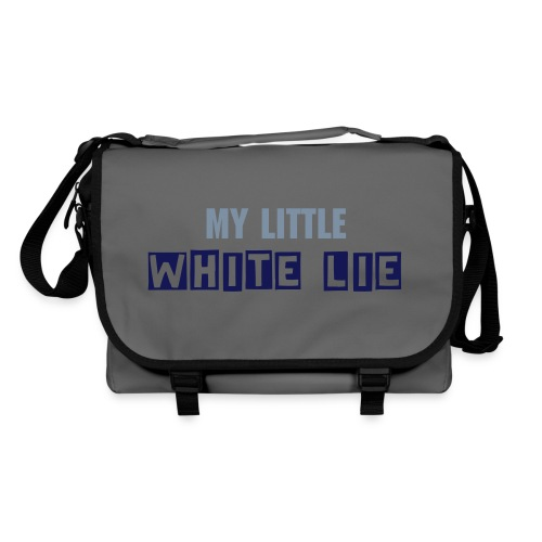My little WHITE LIE - Schoudertas