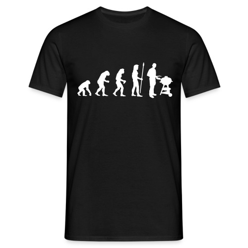 Evolution2 - Männer T-Shirt