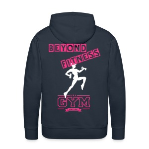 Beyond Fitness Women - Men's Premium Hoodie