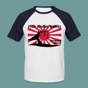 TSHSKW 02 - T-shirt baseball manches courtes Homme