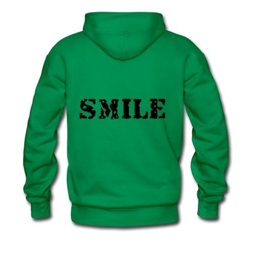 smile hoodie men - Men's Premium Hoodie