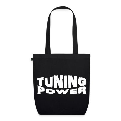 Sac tuning power - Sac en tissu biologique