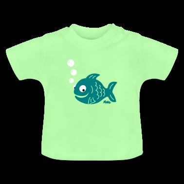 Fisch (c) Baby Shirts