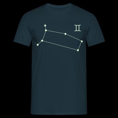 zodiac, constellation, Gemini T-Shirts