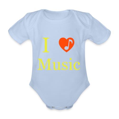 RAOM Baby Standart Body - Baby Bio-Kurzarm-Body