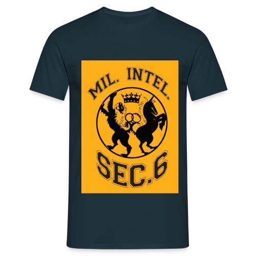 Mil.Intel .Sec 6. - Men's T-Shirt