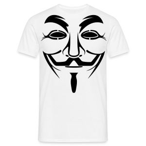 Tshirt Anonymous - T-shirt Homme