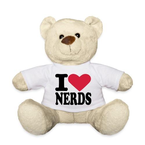Nounours I love NERDS - Nounours