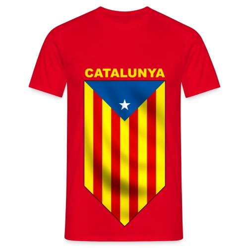 Drapeau Catalunya - T-shirt Homme