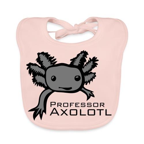 Axolotl - Baby Bio-Lätzchen