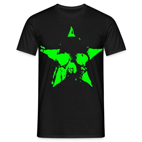 Green Death Star - Men's T-Shirt