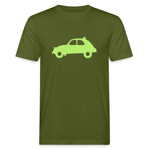 2CV6 - Männer Bio-T-Shirt