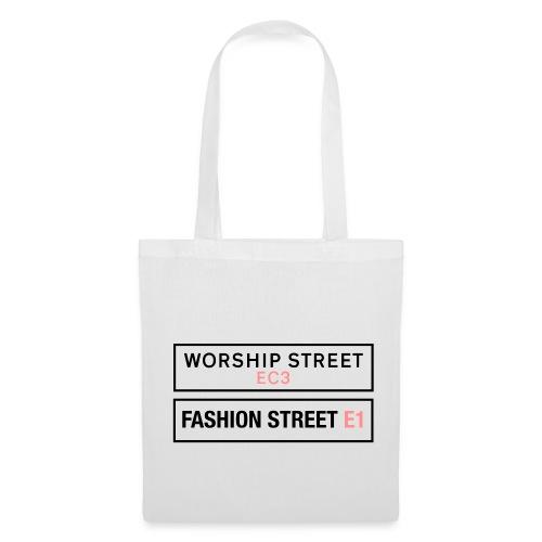 Worship Fashion Tote - Tote Bag