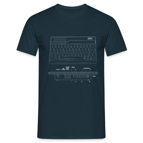 First computer - T-shirt Homme