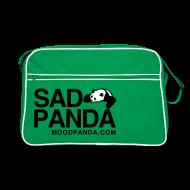 Bags & Backpacks ~ Retro Bag ~ Sad Panda Retro Bag
