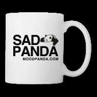 Mugs & Drinkware ~ Mug ~ Sad Panda Mug [left handed design]
