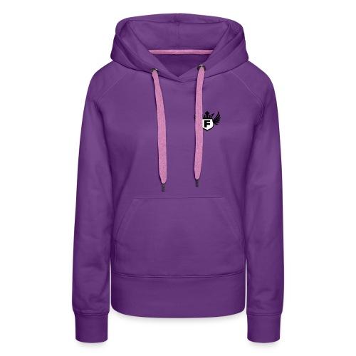 félatik  - Sweat-shirt à capuche Premium pour femmes