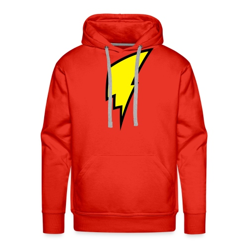 Lightning Bolt - Hoodie - Men's Premium Hoodie