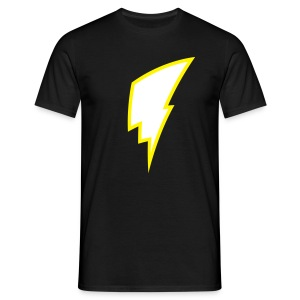 Lightning Bolt - Men's T-Shirt