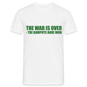 The War Is Over - Men's T-Shirt
