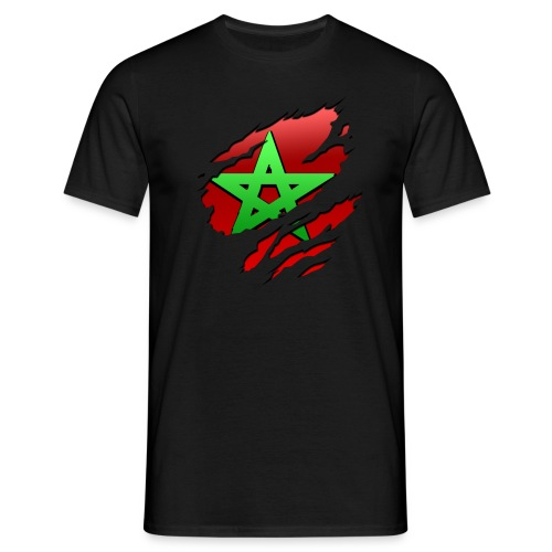RAFKO MAROC  - T-shirt Homme