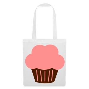 Cupcake - Tas van stof