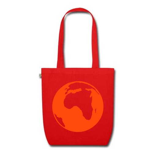 Red Hot Earth Einkaufstasche - Bio-Stoffbeutel